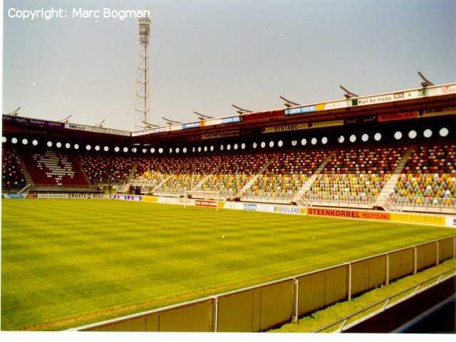 Arke Stadion in Enschede