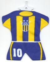 Rosario Central - Torneo Apertura/Clausura 2007 - Thanks to Mr. Horacio Anibal Dergam