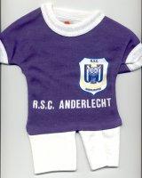 RSC Anderlecht - approx. 1977