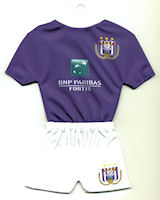 RSC Anderlecht - 2011-2012 - Thanks to TOPTeams