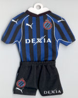 Club Brugge - Home - 2007-2008 - Thanks to TOPTeams