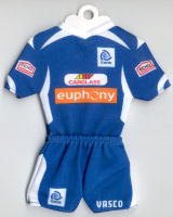 KRC Genk - Home 2007-2008 - Thanks to TOPTeams