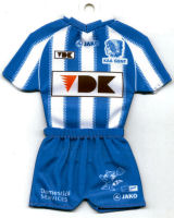 KAA Gent - 2011-2012 - Thanks to TOPTeams
