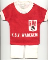 KSV Waregem - Home - approx. 1977