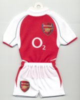 Arsenal - Home - 2002-2003; 2003-2004 - Thanks to TOPTeams