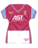 Aston Villa - Home - 1997-1998