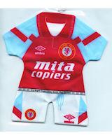Aston Villa - Home - 1990-1991; 1991-1992