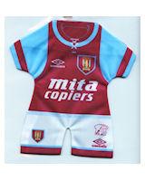 Aston Villa - Home - 1992-1993