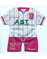 Aston Villa - Away - 1996-1997