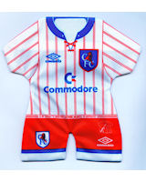 Chelsea FC - Away - 1992-1993; 1993-1994