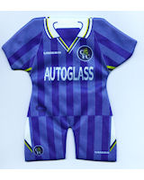 Chelsea FC - Home - 1996-1997