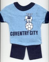 Coventry City - Approx. 1977