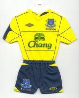 Everton FC - 3rd kit - 2005-2006 - Sponsored by TOPTeams