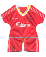 Liverpool FC - Home 1995-1996