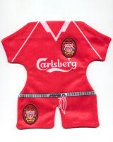 Liverpool FC -Home 1996-1997; 1997-1998