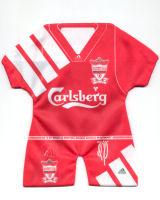 Liverpool FC - Home 1992-1993