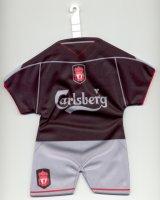 Liverpool FC - Away 2002-2003, 3rd 2003-2004