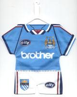 Machester City - Home - 1997-1998, 1998-1999
