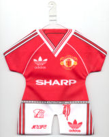 Manchester United - Home 1988-1990 - Thanks to Andoni Corres