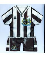 Newcastle United - Home - 1987-1988