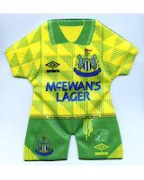 Newcastle United - Away - 1990-1991; 1991-1992; 1992-1993