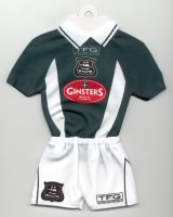 Plymouth Argyle FC - Home 2004-2005 - Thanks to TOPTeams