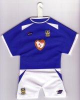 Portsmouth - Home 2003-2004, 2004-2005 - (thanks Mr. Han van Eijden)