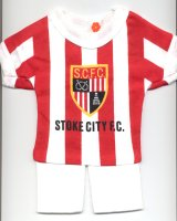Stoke City FC - approx. 1977