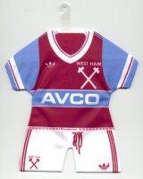 West Ham United - Home - 1983-1984, 1984-1985