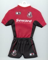 Bournemouth FC - Home 2004-2005 - (Sponsored by TOPteams)