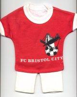 Bristol City FC - approx. 1977