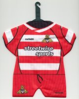 Doncaster Rovers - thanks Mr. Han van Eijden