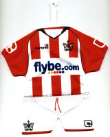 Exeter City - Home 2009-2010