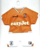 Luton Town FC - 2009-2010 Home