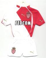 AS Monaco - Home 2004-2005 - Thanks to TOPTeams