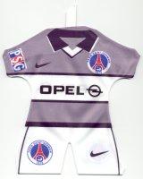 Paris Saint-Germain F.C. - Thanks to Art et Création