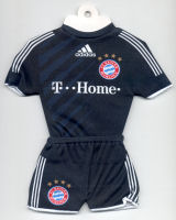 FC Bayern München - Away 2009-2010 - Thanks to TOPteams