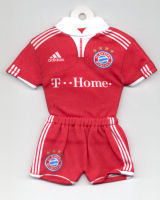 Fc Bayern München - Home 2009-2010 - Thanks to TOPteams