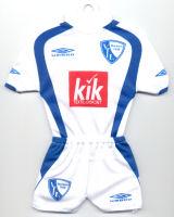 VfL Bochum - Away 2007-2008 - Thanks to TOPteams