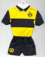 Borussia Dortmund - Home 2007-2008 - Thanks to TOPteams