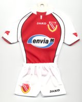 Energie Cottbus - Home 2005-2006 - Sponsored by TOPTeams
