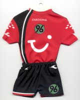 Hannover 96 - Home 2005-2006 - Thanks to TOPteams