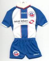 Hansa Rostock - Home 2005-2006 - Thanks to TOPteams