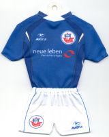 Hansa Rostock - 2006-2007 - Sponsored by TopTeams