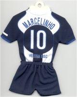 Hertha BSC Berlin - Home 2004-2005 - Marcelinho - Thanks to TOPteams