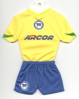 Hertha BSC Berlin - Away 2005-2006 - Thanks to TOPteams