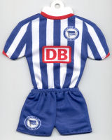 Hertha BSC Berlin - Away 2007-2008 - Thanks to TOPteams