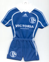 Schalke 04 - Home 2005-2006 - Thanks to TOPteams