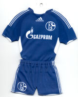 Schalke 04 - Home 2007-2008 - Thanks to TOPteams
