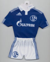 Schalke 04 - Home 2010-2011 - Thanks to TOPteams